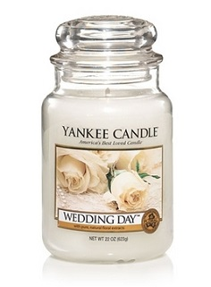 Wedding Candle Yankee